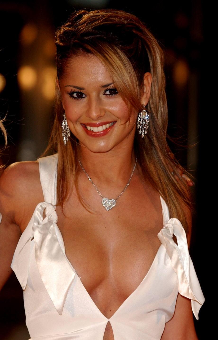 Cheryl sexy tweedy